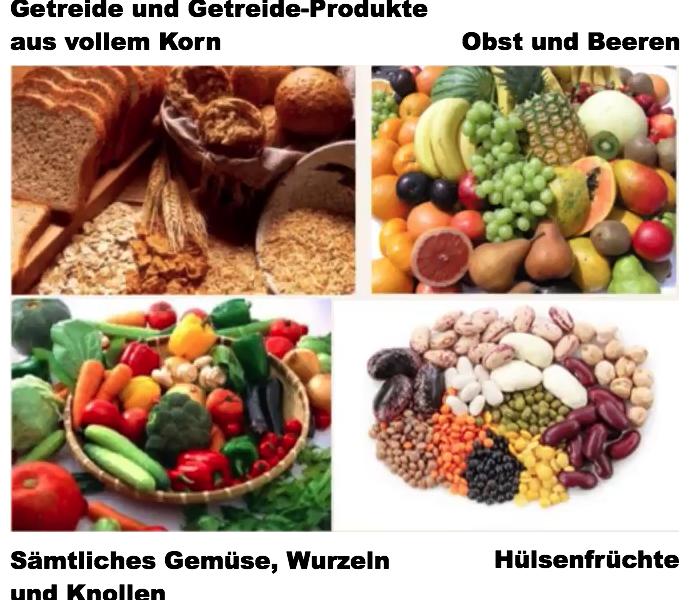 Что такое цельная пища на растительной основе?