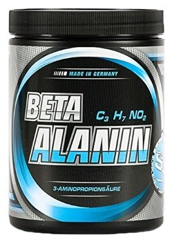 Supplement Union Beta Alanin - eins der wenigen sinnvollen Muskelaufbaupräparate