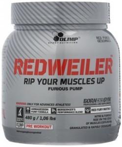 Olimp Redweiler Pre Workout Booster für maximalen Muskelpump